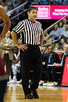 30 January 2016: Referee Raymond Styons. The University of North Carolina Tar Heels hosted the Boston College Eagles at the Dean E. Smith Center in Chapel Hill, North Carolina in a 2015-16 NCAA Division I Men's Basketball game. UNC won the game 89-62.
