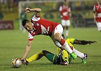 AtletIco Huila vs Independiente Santa Fe, 22-11-2014. LP 2_2014. Cuadrangular Semifinal