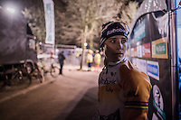After 2 years of not racing cyclocross, Marianne Vos (NED) wins her 2nd race back in the field<br /> <br /> Elite Women's race<br /> Superprestige Diegem 2016