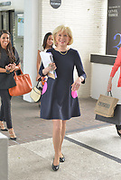 BAL HARBOUR, FL - APRIL 19: T.V. Journalist / author Lesley Stahl discussing and sign copies of her book 'Becoming Grandma: The Joys and Science of the New Grandparenting' at Books and Books Bal Harbour Shops on Apr 19, 2017 in Bal Harbour, Florida. <br /> CAP/MPI10<br /> &copy;MPI10/Capital Pictures