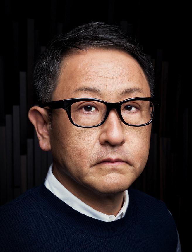 Akio toyoda ko sasaki for Toyota motor corporation address