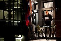 20.12.2012 - Assange Speech to mark 6 Months in the Ecuadorian Embassy