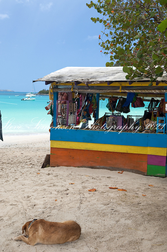 Lydia's Caribbean Boutique on Cane Garden Bay, Tortola, British Virgin Islands