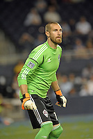 Rapids goalkeeper  Matt Pickens..Sporting Kansas City defeated Colorado Rapids 2-0 in Open Cup play at LIVESTRONG Sporting Park, Kansas City, Kansas.