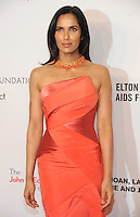 NEW YORK, NY - NOVEMBER 02: Padma Lakshmi attends 15th Annual Elton John AIDS Foundation An Enduring Vision Benefit at Cipriani Wall Street on November 2, 2016 in New York City.Photo by John Palmer/ MediaPunch