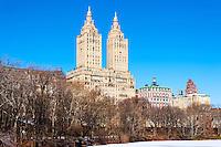 US, New York City, Central Park.