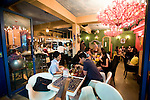 The Loco Loca Latino bar is among the chic cafes, restaurants and bars that are becoming the norm in the Itaewon entertainment area of of Seoul, South Korea on 25 June 2010.<br /> Photographer: Rob Gilhooly
