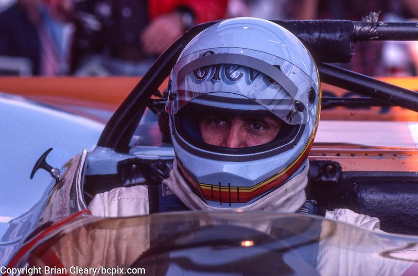 Vintage racer, 12 Hours or Sebring, Sebring International Raceway, Sebring, FL, March 19, 1983.  (Photo by Brian Cleary/bcpix.com)