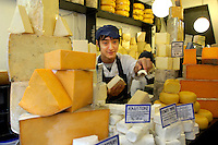 Neal's Yard dairy, Neals Yard, Covent Garden, London, Great Britain, UK