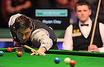 Welsh Open Snooker 2011  - Ronnie O'Sullivan V Ryan Day