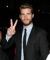 NEW YORK, NY-September 16:Liam Hemsworth at Amazon Studios & Broadgreen Pictures presents a screening of The Dressmaker at Florence Gould Hall Theater in New York. September 16, 2016. Credit:RW/MediaPunch