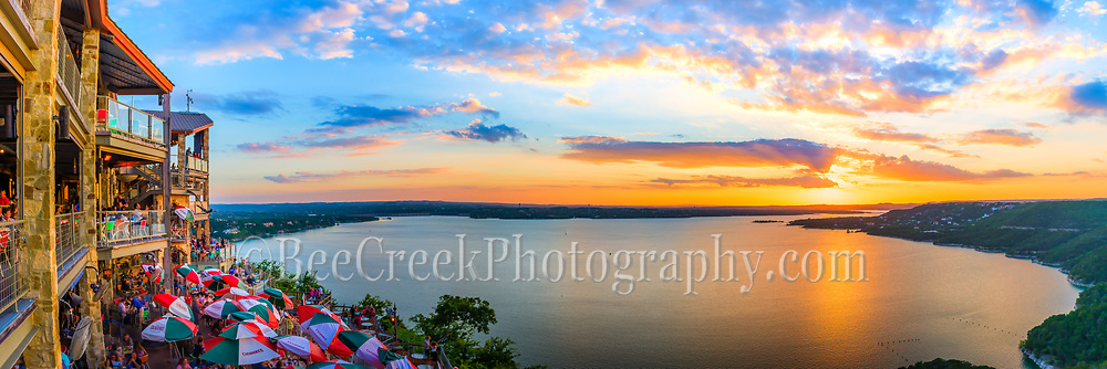 We have taken many images of the Oasis at Lake Travis outside of Austin Texas each one is unique.  It is a great place to come and have a meal and marg and watch the sun set.  Alway unique today was not the exception. Just another beautiful sunset in the Texas hillcountry. beecreekphoto.com, Tod Grubbs,