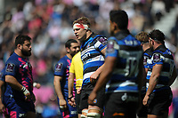 Tom Ellis of Bath during the European Challenge Cup semi final between Stade Francais and Bath on April 23, 2017 in Paris, France. ( Photo by Andre Ferreira / Icon Sport )