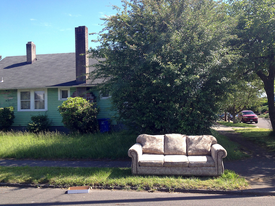 #Furnitureinthewild in Portland