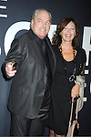 "Stacy Keach and wife attends the World Premiere of ""The Bourne Legacy"" on July 30, 2012 at The Ziegfeld Theatre in New York City. The movie stars Jeremy Renner, Rachel Weisz, Edward Norton, Stacy Keach, Dennis Boutsikaris and Oscar Isaac."