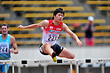 Takayuki Kishimoto (JPN),JULY 8, 2011 - Athletics :The 19th Asian Athletics Championships Hyogo/Kobe, Men's 400mH Round 1 at Kobe Sports Park Stadium, Hyogo ,Japan. (Photo by Jun Tsukida/AFLO SPORT) [0003]