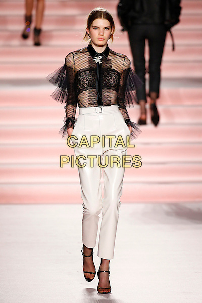 PHILOSOPHY DI LORENZO SERAFINI<br /> at Milan Fashion Week FW 17 18<br /> in Milan, Italy  February 2017.<br /> CAP/GOL<br /> &copy;GOL/Capital Pictures