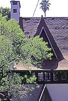 Bernard Maybeck: Keeler Cottage, 195. Highland Place, Berkeley. Photo '76.