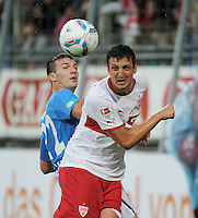 Fussball, Bundesliga 2011/12 Testsspiel: VFB Stuttgart - Stuttgarter Kickers