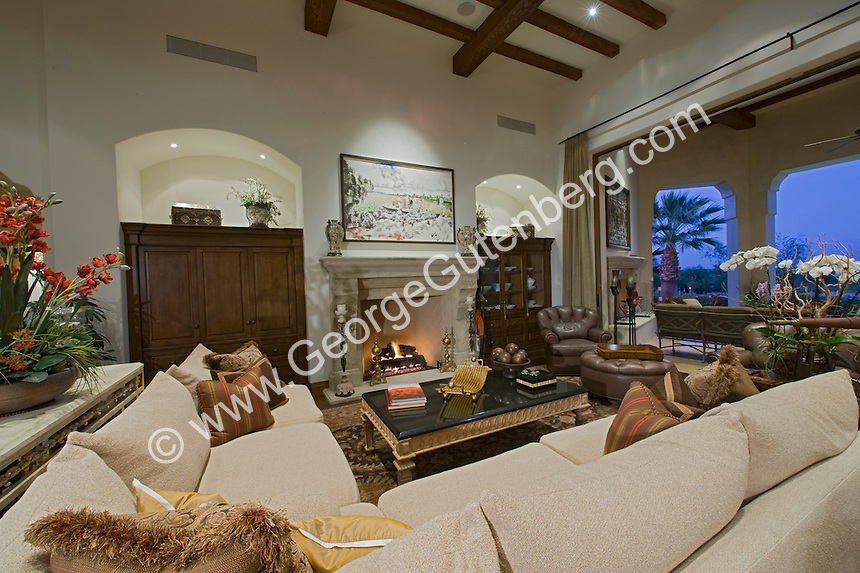 Stock Photo Of Residential Interior Design Of Living And