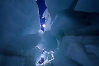 Glacier du Géant, Mont Blanc, France, 2005