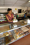 Hawaii: Molokai, bakery in main town.  .Photo himolo248-72487..Photo copyright Lee Foster, www.fostertravel.com, lee@fostertravel.com, 510-549-2202
