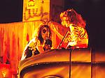 Alice Cooper 1979 Midnight Special.© Chris Walter.