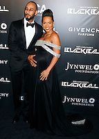 NEW YORK CITY, NY, USA - OCTOBER 30: Swizz Beats, Alicia Keys arrive at the 11th Annual Keep A Child Alive Black Ball held at the Hammerstein Ballroom on October 30, 2014 in New York City, New York, United States. (Photo by Celebrity Monitor)
