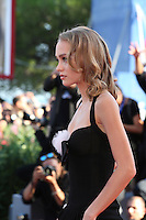 VENICE, ITALY - SEPTEMBER 08: Lily-Rose Depp attend the premiere of 'Planetarium' during the 73rd Venice Film Festival at Sala Grande on September 8, 2016 in Venice, Italy. <br /> CAP/GOL<br /> &copy;GOL/Capital Pictures /MediaPunch ***NORTH AND SOUTH AMERICAS ONLY***