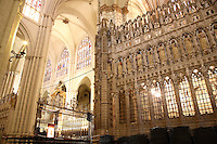 Cathedral; Toledo; Spain