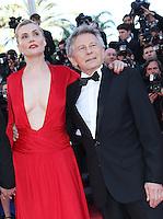 La Vénus A La Fourrure - Premiere - 66th Cannes Film Festival