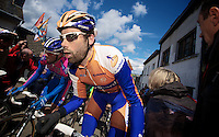 Liege-Bastogne-Liege 2012.98th edition..Laurens Ten Dam