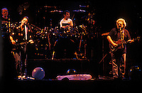 The Grateful Dead perfoming It's All Over Now at the Nassau Coliseum, Uniondale NY, 30 March 1990