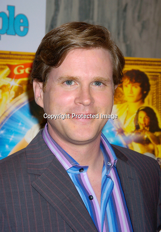 "Carey Elwes..at The Premiere of ""Ella Enchanted""  on March 28, 2004 ..at the Clearview Beekman Theatre in New York City. ..Photo by Robin Platzer, Twin Images"