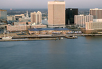 1984 January ..Redevelopment.Downtown South (R-9)..WATERFRONT VIEW...NEG#.NRHA#..
