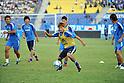 Junya Tanaka (JPN), SEPTEMBER 6, 2011 - Football / Soccer : FIFA World Cup Brazil 2014 Asian Qualifier Third Round Group C match between Uzbekistan 1-1 Japan at Pakhtakor Markaziy Stadium in Tashkent, Uzbekistan. (Photo by Jinten Sawada/AFLO)