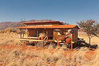 Guest cottage at Wolwedans Dunes Lodge, NamibRand Nature Reserve, Namibia