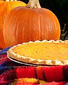 Pumpkin Pie and Pumpkin