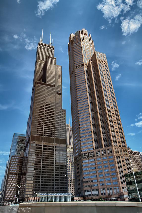 Chicago Willis Tower Sears Ian C Whitworth