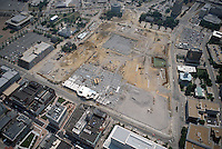1997 June 19..Redevelopment..Macarthur Center.Downtown North (R-8)..LOOKING NORTHEAST...NEG#.NRHA#..
