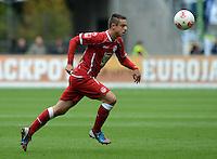 Fussball 2. Bundesliga:  Saison   2012/2013,    3. Spieltag  1. FC Kaiserslautern - TSV 1860 Muenchen   26.08.2012 Ariel Borysiuk (1. FC Kaiserslautern)