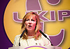 UKIP South East Conference 7th June 2014<br /> at the Winter Gardens, Eastbourne, Sussex<br /> 7th June 2014 <br /> <br /> <br /> Janice Atkinson MEP <br /> South East Region MEP <br /> UKIP MEP Janice Atkinson uses 'outrageous' term for Thai woman