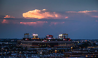 AMBIENCE<br /> The US Open Tennis Championships 2014 - USTA Billie Jean King National Tennis Centre -  Flushing - New York - USA -   ATP - ITF -WTA  2014  - Grand Slam - USA  27th August 2014. <br /> <br /> &copy; AMN IMAGES