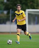 Fussball 2 Bundesliga Saison 2011/2012 Testspiel Dynamo Dresden - FC Grimma Romain BREGERIE (Dynamo Dresden).