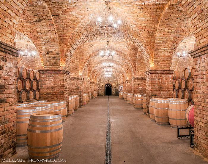 Castello Barrel Hall