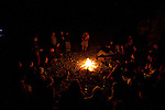 Day 8 - Around the Camp Fire around Eilot (Photo by Brian Garfinkel)