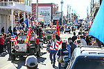 Virginia City Veteran's Day Parade 2015