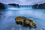 """Goðafoss """"Waterfall of the Gods"""" north Iceland"""