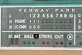 170114-PARTIAL-University of Maine Black Bears v University of Connecticut Huskies at Fenway (m)