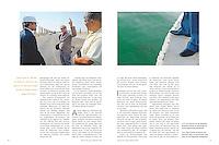 """Mare, """"Der Kaiser von Baku,"""" p. 80-81.  August/September 2013."""